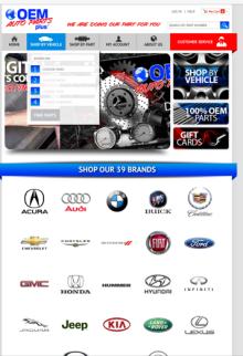OEM Auto Parts Plus